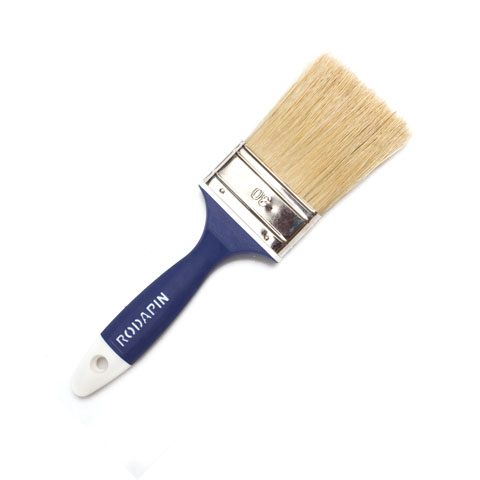 PROFI soft grip flat brush