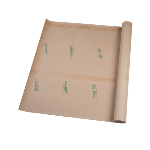 Floor kraft paper double adhesive band PROFI WS