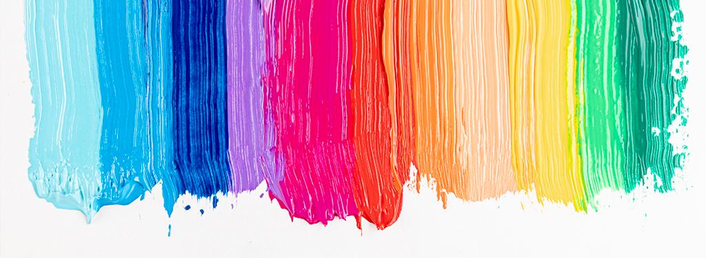 Pintar sobre colores oscuros