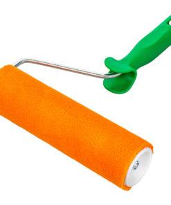 Rodillos de tejido Termofusión para esmaltar
